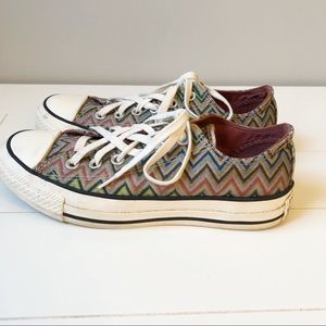 Converse All Star Missoni Sneakers - 6.5